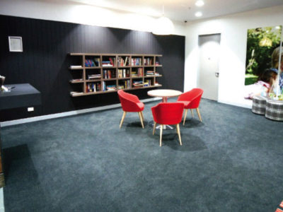 Heritage Bank Furniture Fitout