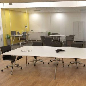 Team Table Boardroom