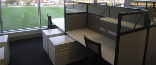 Victoria University Office Space Fit Out